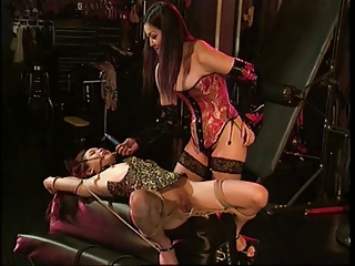 Asian ho clit stimulated by her mistress