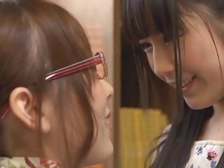 Japanese Lesbians (I wanna live hither you, I hate)