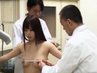 Asiansex cutie strips down in her gstring