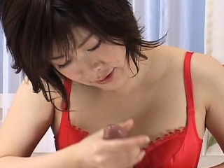 Asian follower loves to rim someone's skin ass and jerk someone's skin cock