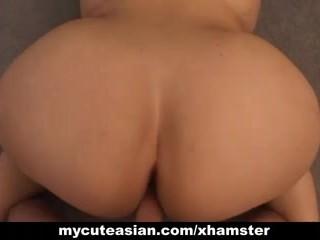 1fuckdatecom Bbw asian amateur shows her coc