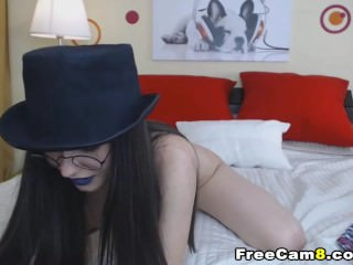 Sexy Asian Plays with will not hear of Perfect Pussy beyond everything Ca