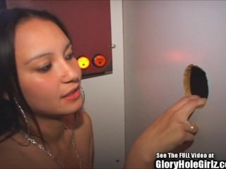 Petite Aphoristic Mamma Asian Glory Hole Blarney Sucking All Cocks