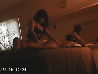 Massage parlor fun 3