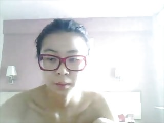 Asian unsecured webcam hacked 91