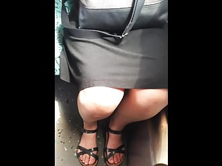 public upskirt and toes in insurrectionists asian girl