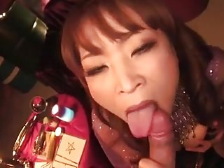 japanese fortune teller blowjob service.mp4