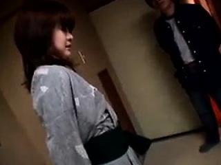 Hardcore with japanese teen skirt