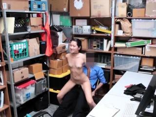 Mart female police xxx Habitual Filching