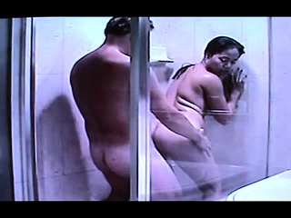 Quick Doggystyle Fuck In The Shower