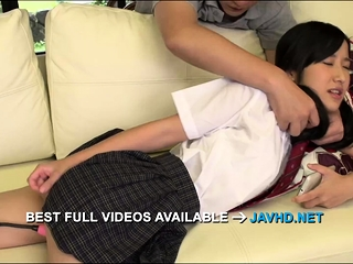 Suzu Ichinose perfect Japanese blow job