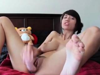Unpredictable intensify Asian spoil has a new imitation friend