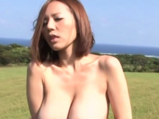Exquisite japanese floozy Ruri Saijoh's poon tang is drilled