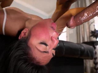 Dirty hammer Rough ass bonking fuck-fest for Lexy Bandera's