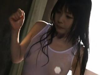 Enchanting Tsubomi enjoys deep bottomless pit