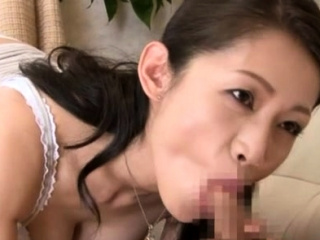 Foxy oriental lovely hottie fingered hard