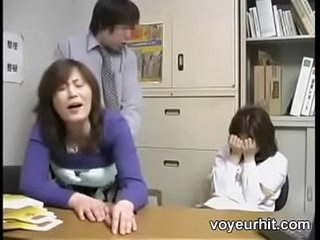 japanese mom and lady - 7
