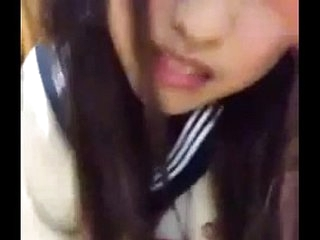 Cosplay japanese girl mistreat