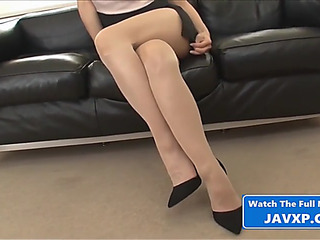 Oriental matriarch i'd like to have a passion in taut suit,fearsome japanese jav