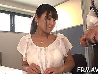 Tantalizing and wild japanese lovemaking