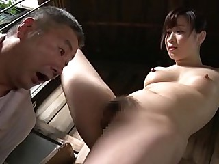 JAV CMNF featuring archetypal assume command of Yuu Kawakami dominating her housecarl away from having him eat her out followed away from facesitting in HD with English subtitles