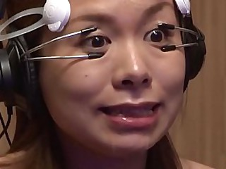 Stuffed JAV CMNF prisoner anal inspection Subtitled