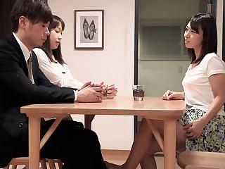 Sana Mizuhara there Housewife Sana Wants Her Guests Husband - MilfsInJapan