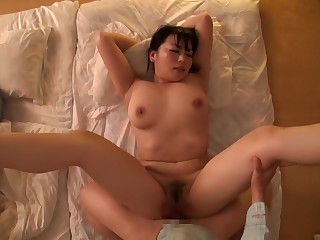 Fabulous Japanese model in Crazy MILF, Public JAV clip