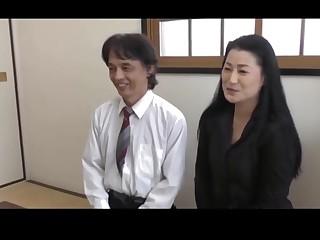 Japanese Horny Milf Show g