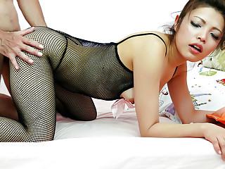 Exotic Japanese model Yurika Gotou up Horny JAV well-built Blowjob hang on