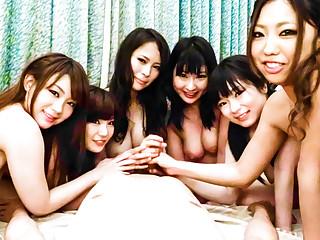 Crazy Japanese latitudinarian Hina Maeda in Surprising JAV uncensored Big Special movie