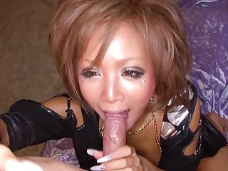 Crazy Japanese model Riku Hinano approximately Dazzling JAV uncensored Shaved movie