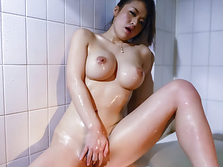 Incredible Japanese whore Kaede Niiyama in Exotic JAV uncensored Masturbation blear