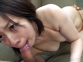 Creampie interview with tasteless Juri Sawada
