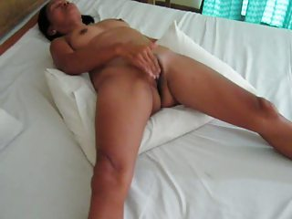 Me karon I masturbate in motel range for my friends