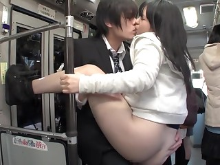 Amazing Japanese model in Hottest Outdoor, Produce a overthrow JAV movie
