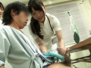 Fabulous Japanese protest in Lam out of here Public, Handjob JAV clip