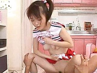 Eating Pussy Japanese Babe