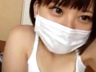 Short Haired Japanese Teen - BasedCams.com