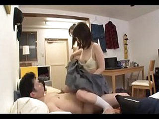 Teacher Sex With Japanese Teen And Her Hot Mom Threesome - old with an increment of young old vs young old young oldvsyoung young old hairy voyeur hot milf mature MILF cougar cougars