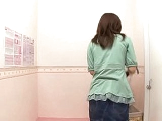 Teen Japanese beauty shift variations