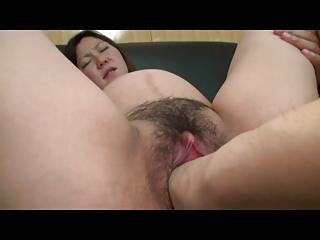Asian Brobdingnagian Pussy Fisting