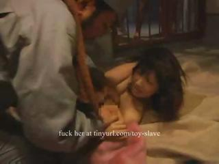 Asian Slave Pet Attaced In Apartment