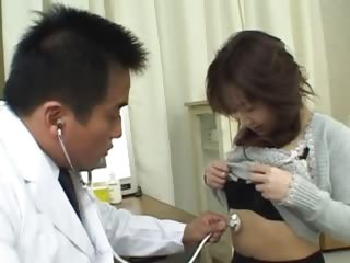 asian doctor increased by asian butthole